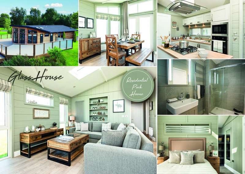 3 Bedrooms Lodge Character Property for sale in Glendevon Country Resort, Glendevon, By Dollar, Perth and Kinross, FK14 7JY
