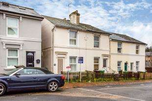 2 Bedrooms End Of Terrace House for sale in Stanley Road, Tunbridge Wells, Kent, .