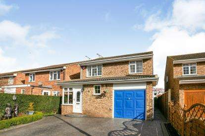 5 Bedrooms Detached House for sale in Hudson Close, Lidlington, Bedford, Bedfordshire