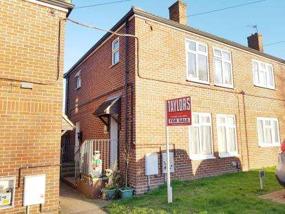 2 Bedrooms Maisonette Flat for sale in River Mead, Hitchin, Herts, England
