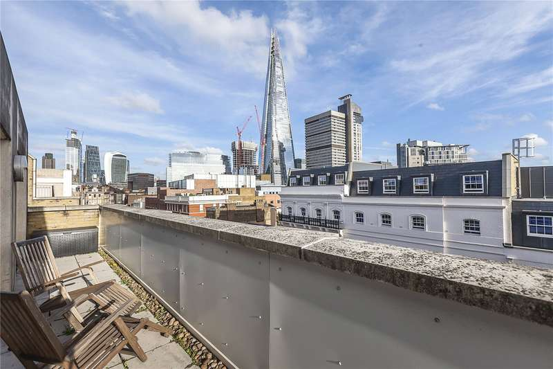 2 Bedrooms Flat for sale in Bridgegate House, 116-118 Borough High Street, London, SE1