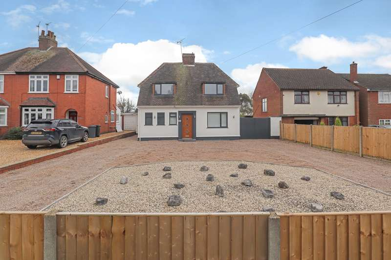 4 Bedrooms Detached House for sale in Gipsy Lane, Whitestone, Nuneaton, CV11