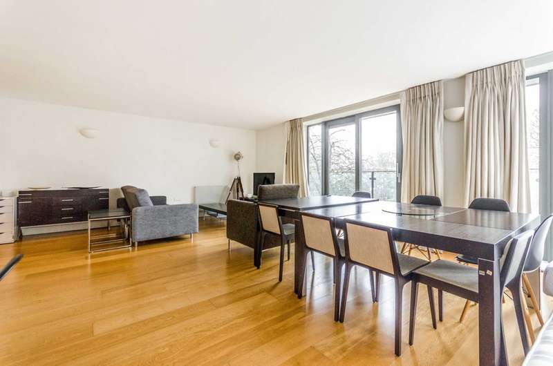 2 Bedrooms Flat for sale in Gifford Street, Islington, N1