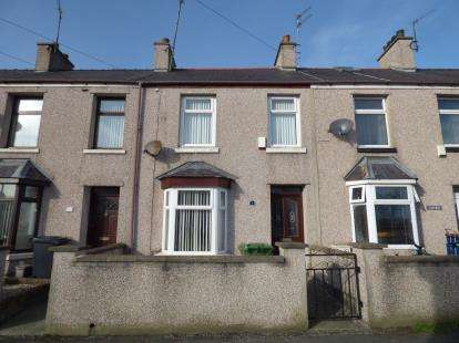 2 Bedrooms Terraced House for sale in Longford Terrace, Holyhead, Sir Ynys Mon, LL65