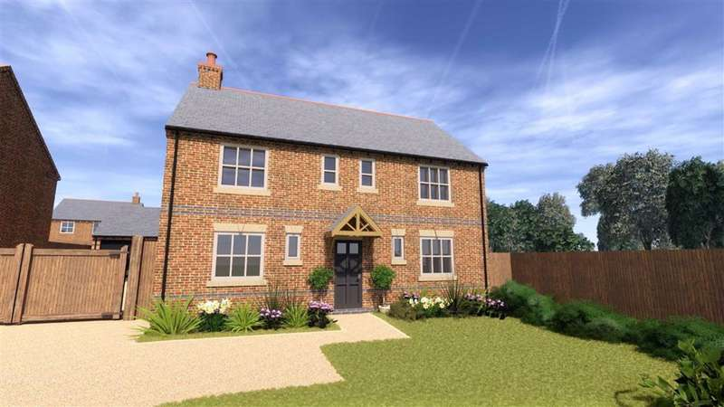 5 Bedrooms Detached House for sale in Glebe View, Off Middle Street, Foxton, Market Harborough