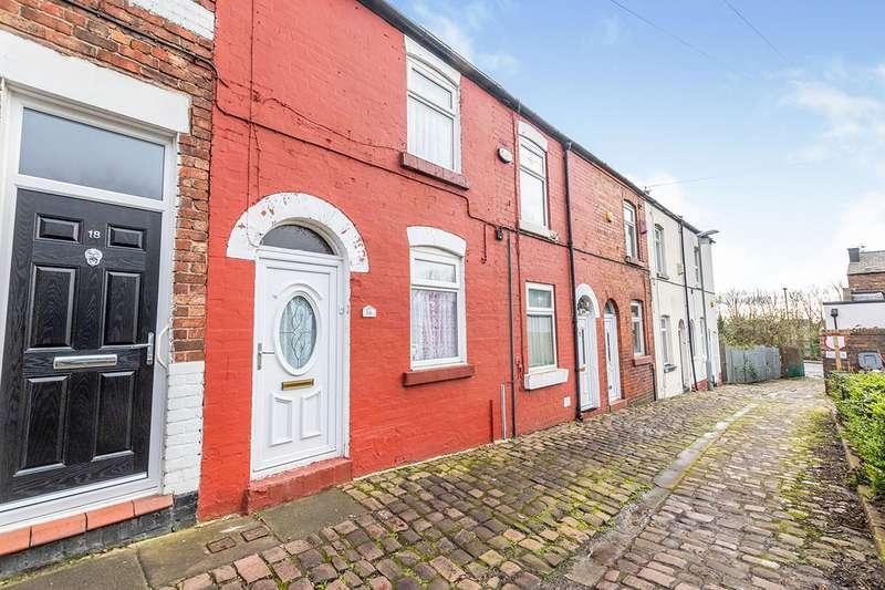 2 Bedrooms House for sale in Bond Street, Prescot, Merseyside, L34