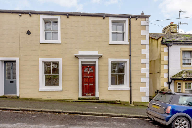 3 Bedrooms Semi Detached House for sale in 18 Mount Pleasant, Bentham