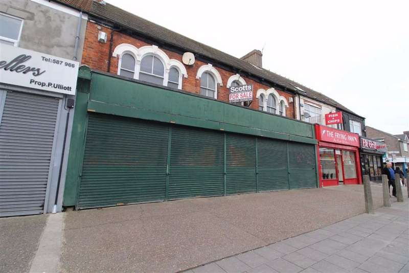 Shop Commercial for sale in Holderness Road, Hull, East Yorkshire