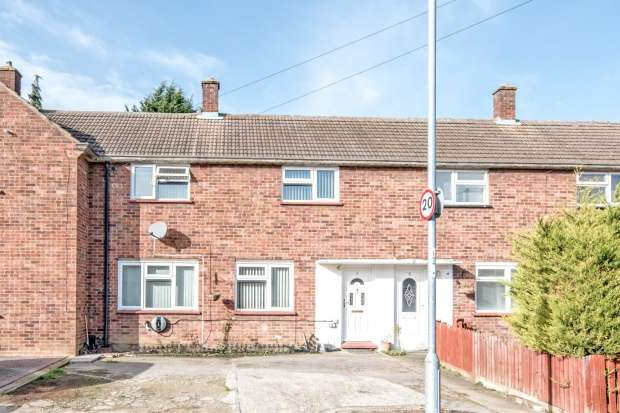 5 Bedrooms Terraced House for sale in Wavell Way, Cambridge, Cambridgeshire, CB4 2DH