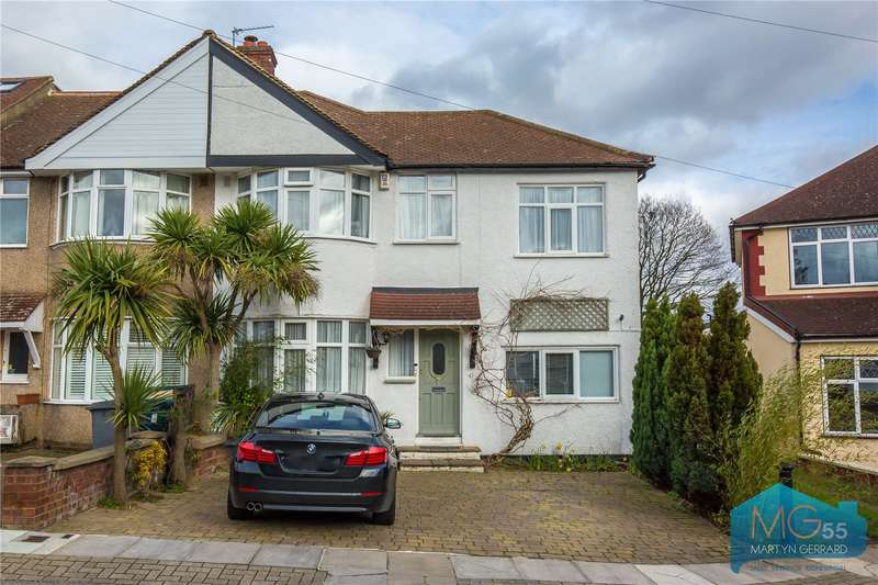 4 Bedrooms End Of Terrace House for sale in Beresford Avenue, Whetstone, London, N20