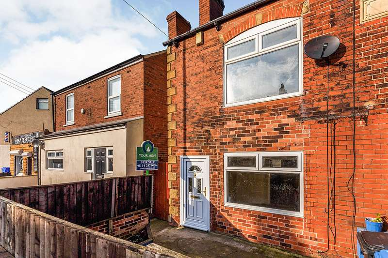 3 Bedrooms Semi Detached House for sale in Newman Road, S9