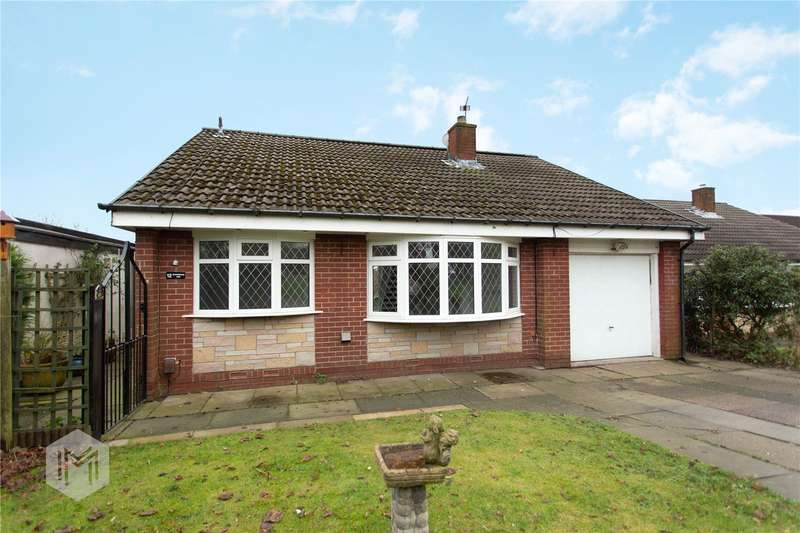 4 Bedrooms Detached Bungalow for sale in Sandwood Avenue, Bolton, Greater Manchester, BL3