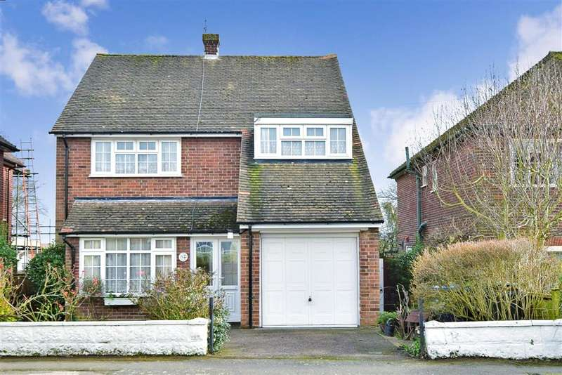 3 Bedrooms Detached House for sale in Cherry Garden Road, , Canterbury, Kent