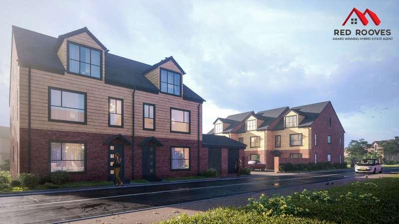2 Bedrooms Duplex Flat for sale in Rodick Street, Woolton, L25