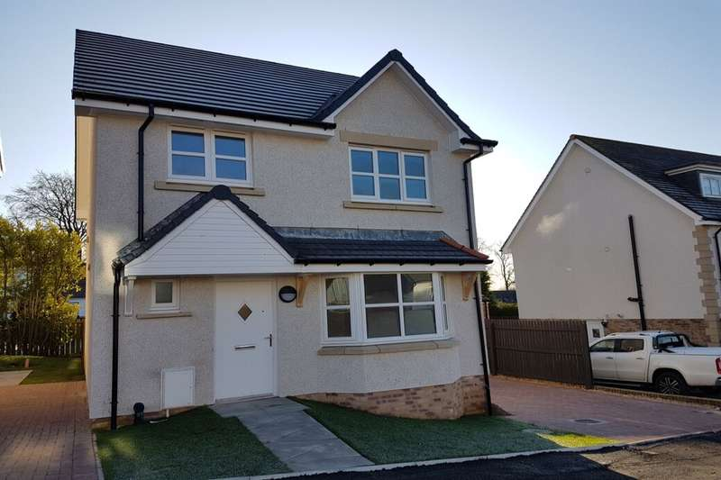 4 Bedrooms Detached House for sale in Cleghorn Lea, Lanark, ML11