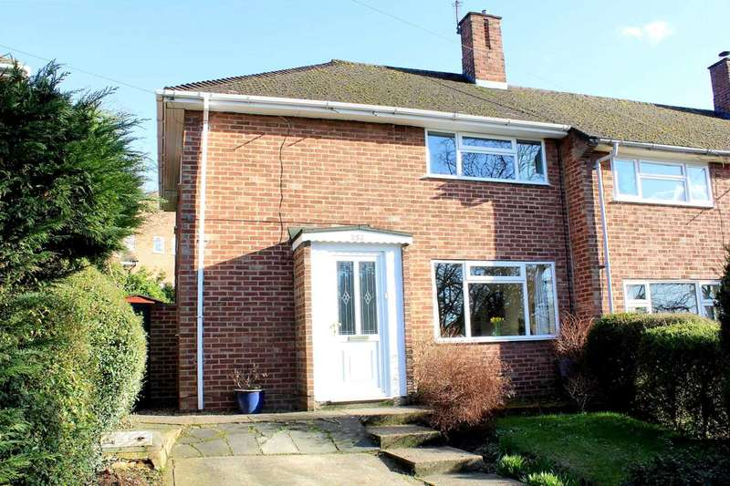 3 Bedrooms Semi Detached House for sale in 3 BED FAMILY HOME IN HP1, Parking, NO UPPER CHAIN