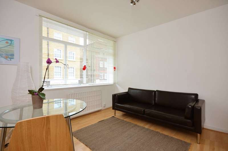 2 Bedrooms Flat for sale in Crawford Street, Marylebone, W1H