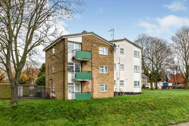 1 Bedroom Apartment Flat for sale in Penn Road, Stevenage, Hertfordshire, SG1