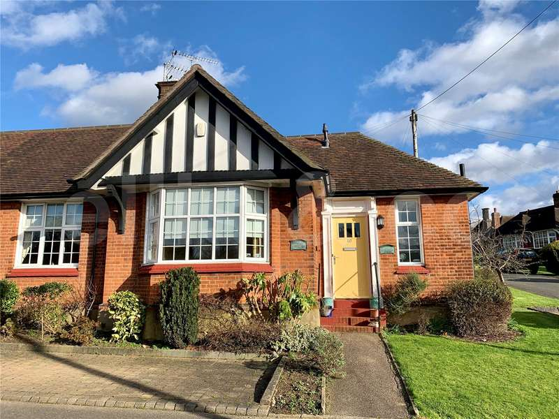 2 Bedrooms Bungalow for sale in Chalet Estate, Hammers Lane, Mill Hill