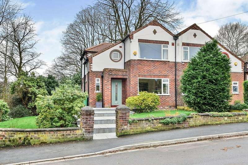 3 Bedrooms Semi Detached House for sale in Fordbank Road, Didsbury, Greater Manchester, M20
