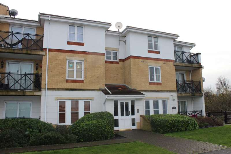 2 Bedrooms Apartment Flat for sale in Anson Place, Thamesmead West, SE28 0HP