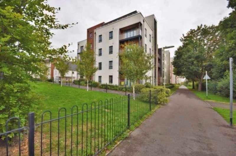 2 Bedrooms Apartment Flat for sale in Sinclair Drive, Basingstoke, RG21