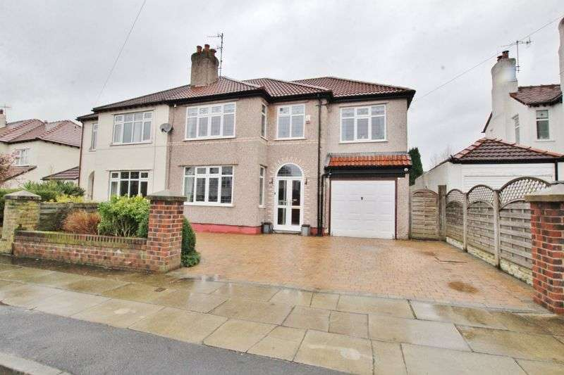 5 Bedrooms Property for sale in Moorcroft Road, Calderstones, Liverpool, L18