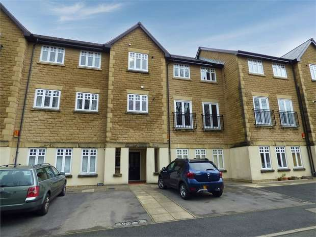 2 Bedrooms Flat for sale in The Colonnade, Lancaster, Lancashire