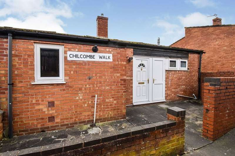 3 Bedrooms Property for sale in Chilcombe Walk, Leicester, LE4