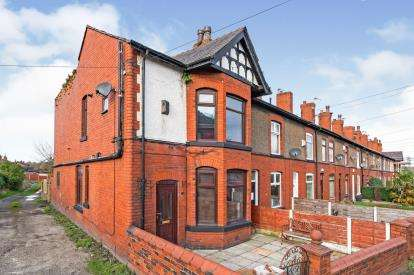3 Bedrooms End Of Terrace House for sale in Schofield Lane, Atherton, Manchester, Greater Manchester, M46