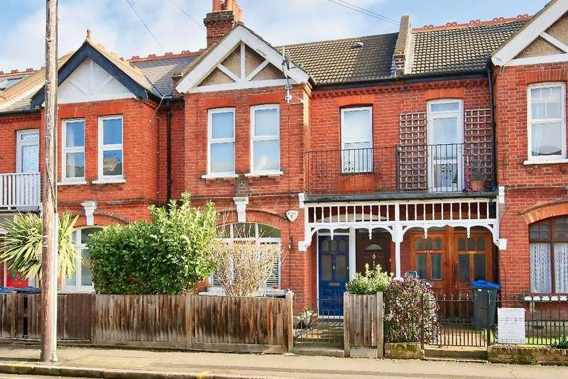 1 Bedroom Maisonette Flat for sale in Kingston Road, Wimbledon, London, SW20 8JP