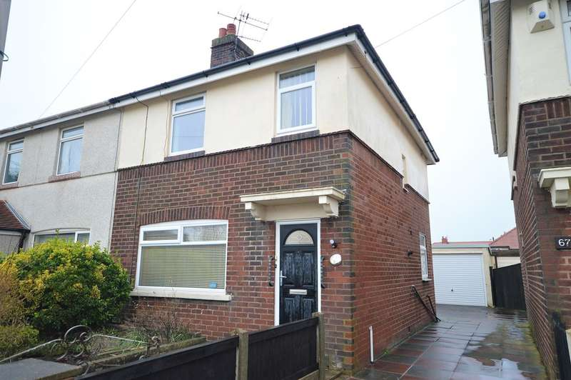 3 Bedrooms Semi Detached House for sale in Edgeway Road, South Shore FY4