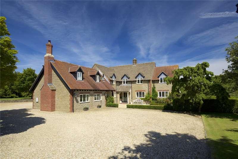 5 Bedrooms Detached House for sale in Drews Lane, Stalbridge, Sturminster Newton, DT10