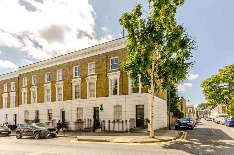2 Bedrooms Maisonette Flat for sale in Packington Street, Islington, N1