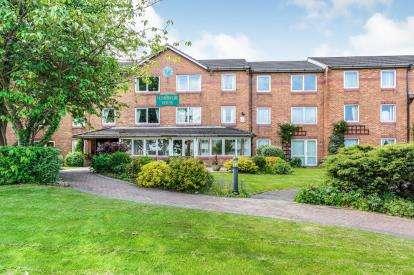 1 Bedroom Flat for sale in Homefylde House, 199-207 Whitegate Drive, Blackpool, Lancashire, FY3