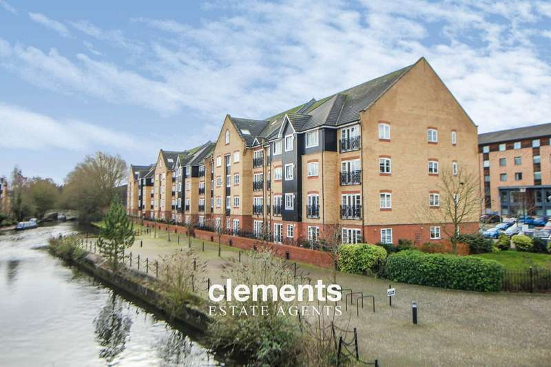 2 Bedrooms Flat for sale in Longman Court, Stationers Place