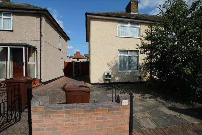 2 Bedrooms End Of Terrace House for sale in Durell Road, Dagenham, Essex, RM9 5XU