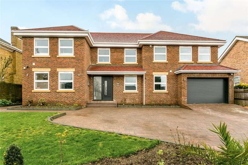 6 Bedrooms Detached House for sale in Lynwood Heights, Rickmansworth, WD3