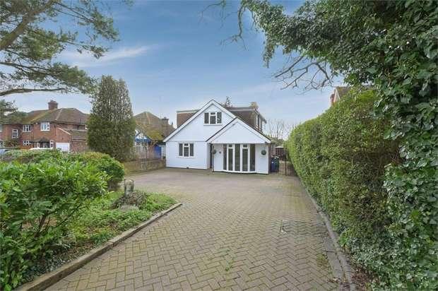 4 Bedrooms Detached House for sale in Vicarage Road, Marsworth, Tring, Buckinghamshire