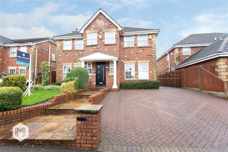 4 Bedrooms Detached House for sale in Fountain Park, Westhoughton, Bolton, Greater Manchester, BL5