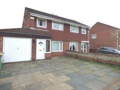 3 Bedrooms Semi Detached House for sale in St. Wallburge Avenue, Preston, Lancashire, ., PR2