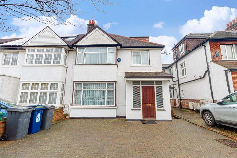 4 Bedrooms House for sale in Elmcroft Avenue, NW11
