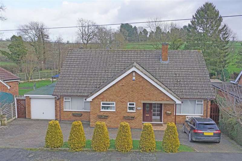 3 Bedrooms Detached House for sale in Marsh Avenue, Kibworth Harcourt, Leicester