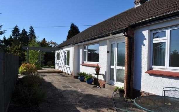 3 Bedrooms Detached Bungalow for sale in Lansdowne Road, Caerleon, Newport, NP18