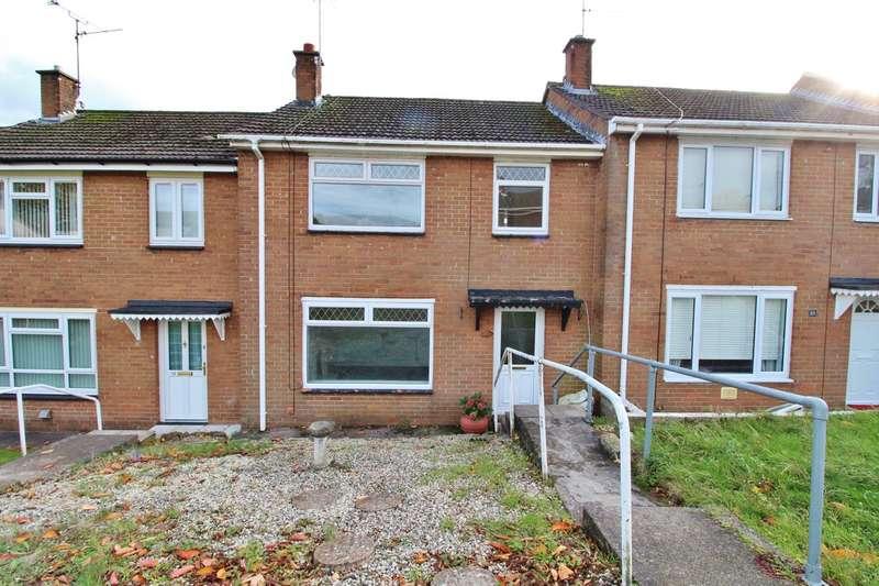 3 Bedrooms Terraced House for sale in Caesar Crescent, Caerleon, Newport, NP18