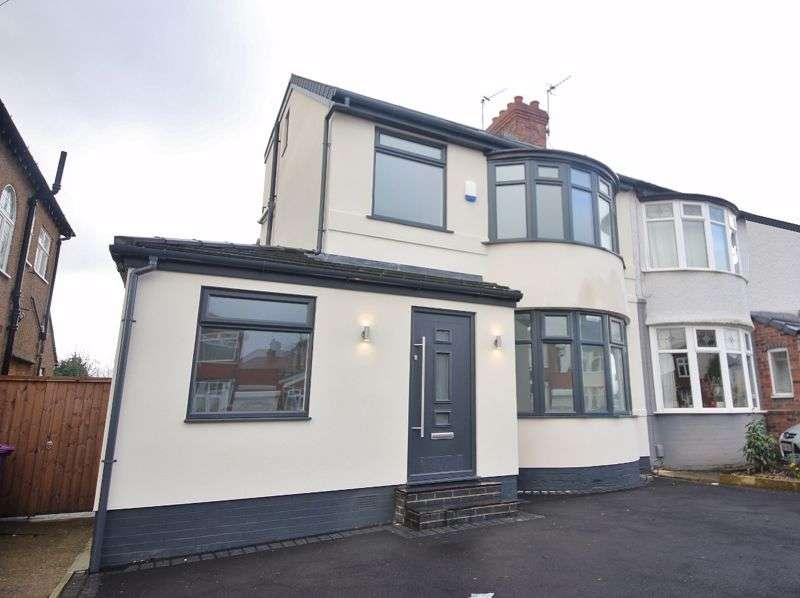 4 Bedrooms Property for sale in Melbreck Road, Allerton, Liverpool, L18