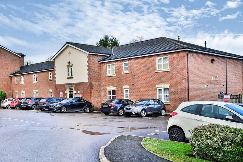 2 Bedrooms Apartment Flat for sale in Lawnhurst Avenue, Manchester, Greater Manchester, M23