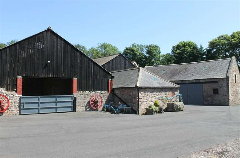 1 Bedroom Commercial Property for sale in East Ord Farm, East Ord, Berwick Upon Tweed
