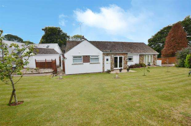 6 Bedrooms Detached Bungalow for sale in Orchard Close, Galmpton, Brixham, Devon