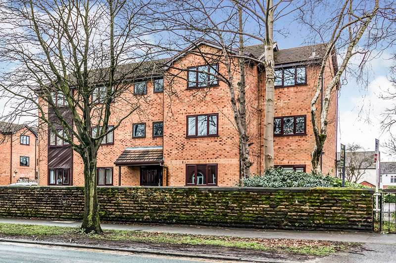 2 Bedrooms Apartment Flat for sale in St. James Court, Voltaire Avenue, Salford, Greater Manchester, M6